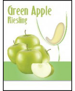 Green Apple Ries- Label