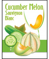 Cucumber Melon Sauv Blanc Label