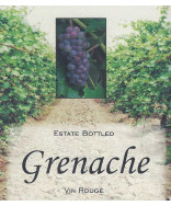 Grenache- Wine Label