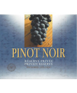 Pinot Noir- Wine Label