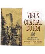 Vieux Chateau- Label