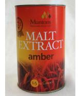 Muntons Amber- 3.3 lb