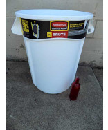 32 Gallon Heavy Duty Primary Fermenter