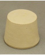 #6 Solid Rubber Stopper
