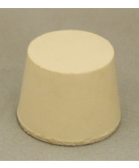 #6 1/2 Solid Rubber Stopper