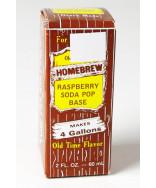 Raspberry Soda Extract-  Rainbow flavors