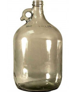 One Gallon Glass Jug