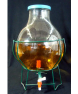 Vinegar Cask- Glass