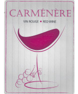 Carmenere- Label