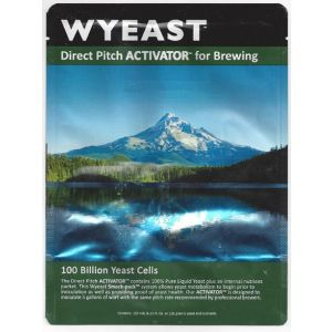 Belgian Strong Ale: Wyeast 1388