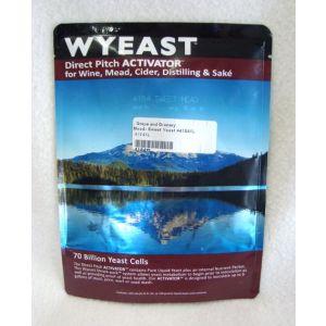 Sweet Mead: Wyeast 4184
