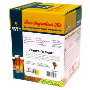 Brewers Best Imperial IPA- One Gallon