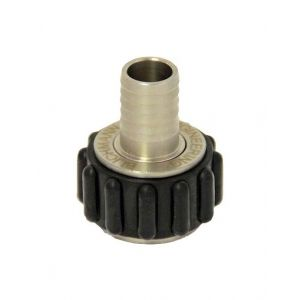 Quick Connector (NPT to Barb)- 1/2