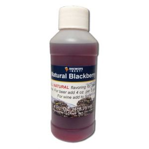 Blackberry Flavor- 4 oz- All Natural