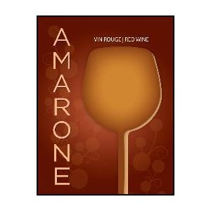 Amarone- Wine Label- Pack of (30)