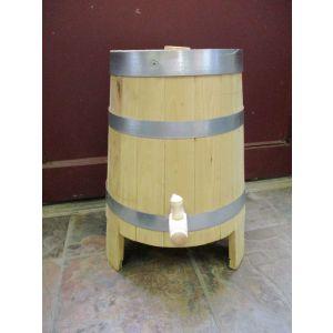 Vinegar Cask- Wooden 15 liter