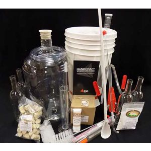 Fruit Wine Equipment Package- Deluxe