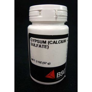 Gypsum- 2 oz bottle