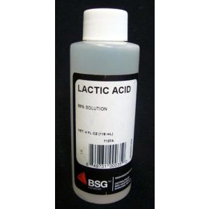 Lactic Acid -4 oz  (88%)