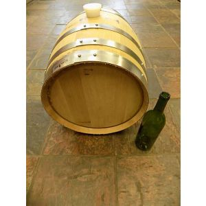 Barrel- 10 Gal New Char