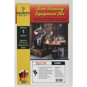 Brewers Best One Gallon Equipment Kit