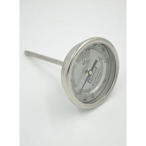 Brewmometer- 1/2 inch NPT Fixed