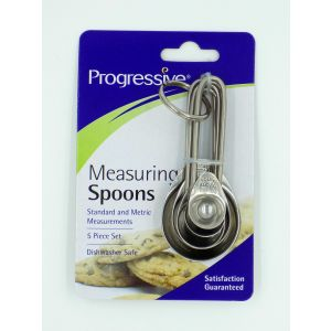 Measuring Spoons- Stainless Steel
