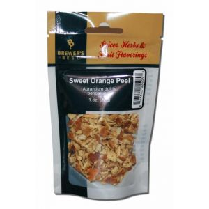 Sweet Orange Peel- 1 oz