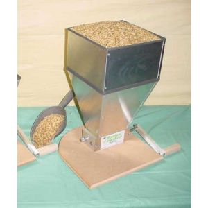 Barley Crusher- 15 lb Hopper