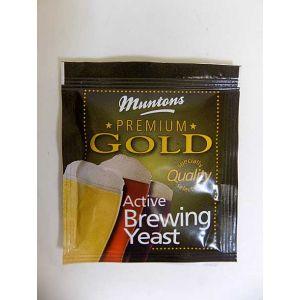Premium Gold Ale: Munton's