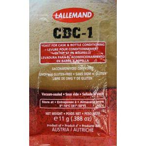 CBC-1 Cask Ale: Lallemand
