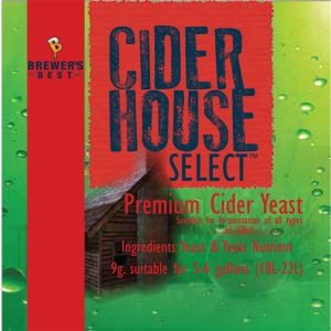 Cider House- Select Yeast- 9 gram