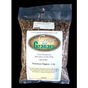 Sumatran Organic- 1 lb