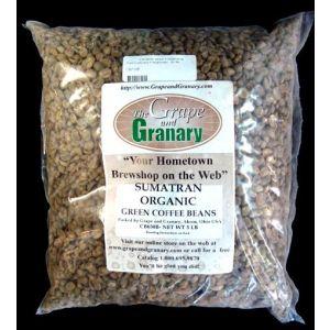 Sumatran Organic -5 lb