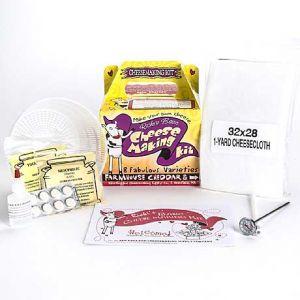 Basic Hard Cheese Kit