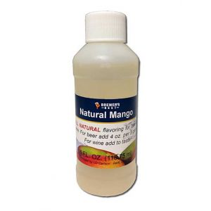 Mango Flavor- 4 oz- Natural