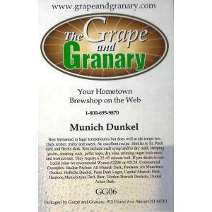 Munich Dunkel- G & G