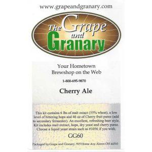 Fruit Ale- Cherry