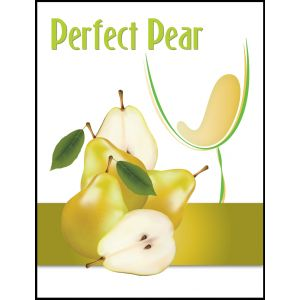 Perfect Pear Label