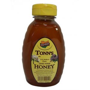 Tonn's Local Raw Honey- 1 lb
