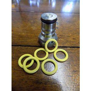O-Rings-Poppet Valve-Ball