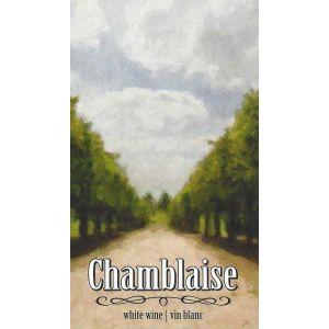 Chablis- Wine Label