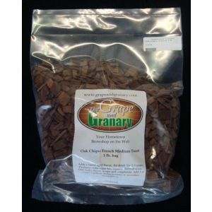 Oak Chips- French 1 lb
