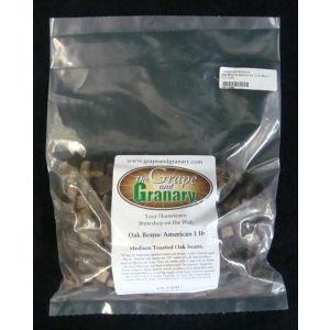 Oak Beans-American- 1 lb Medium Toast