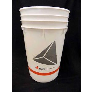 6.5 Gallon Primary Fermenting Bucket- No Lid
