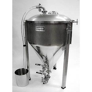 Fermenator-F3 (27gal) Conical: Blichmann Tri Clamp