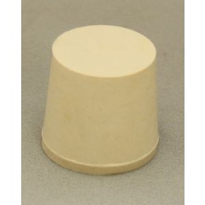 #5-1/2 Solid Rubber Stopper