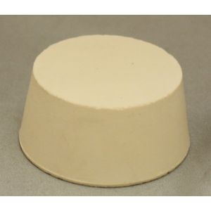 #9 Solid Rubber Stopper