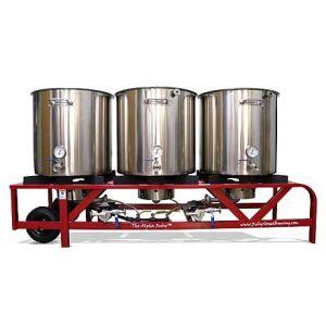 Alpha Ruby- 1 Barrel System