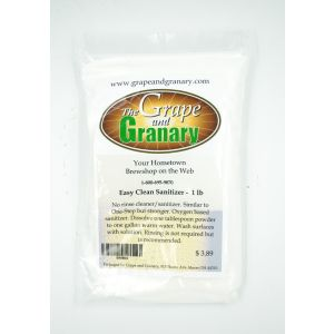 Easy Clean- 1 lb Bag